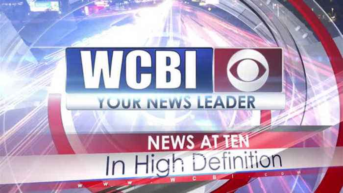 WCBI News at Ten - Monday, May 20th, 2019