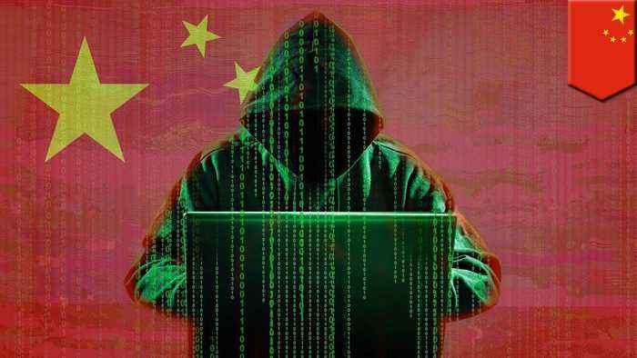 China attempted to hack German software company
