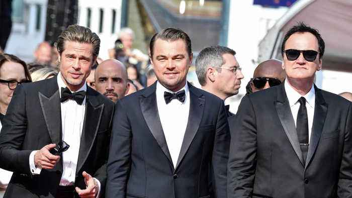 'Once Upon a Time in Hollywood' gets seven minute ovation at Cannes