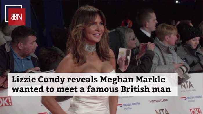Lizzie Cundy Exposes Meghan Markle's Fetish For British Men