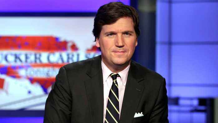 Tucker Carlson Slams Immigrants