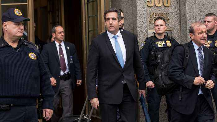 Redacted Michael Cohen Warrants To Be Released Wednesday