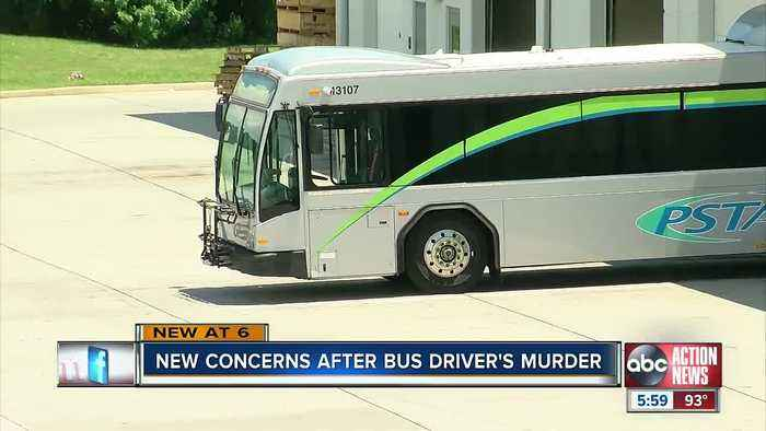 Tampa Bay area transit systems ask bus drivers for safety feedback