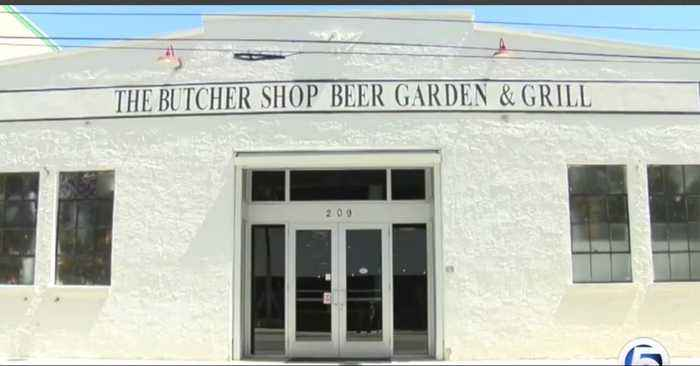West Palm Beach commissioner visits Butcher Shop Beer Garden & Grill to address hep A concerns