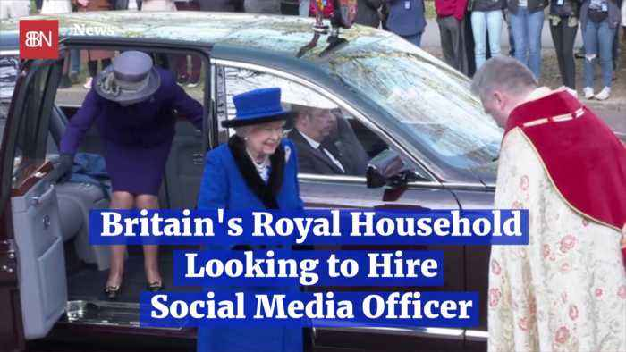 The Queen Needs A Social Media Guru
