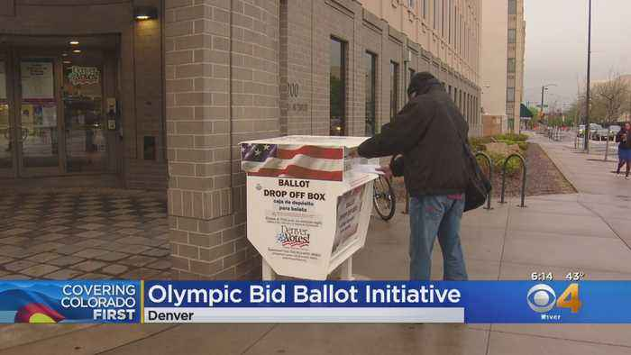 Runoff Election Ballot Initiative Could Stop City From Funding Future Olympic Games
