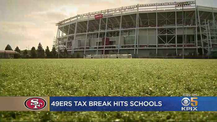 Santa Clara County Schools May Be On Hook For 49ers Tax Rebate