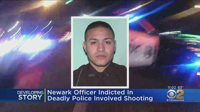 Newark Cop Arrested For Deadly Police Shooting