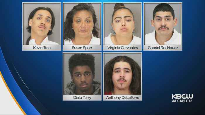 6 San Jose Residents Arrested In Connection With Early April Fatal Stabbing