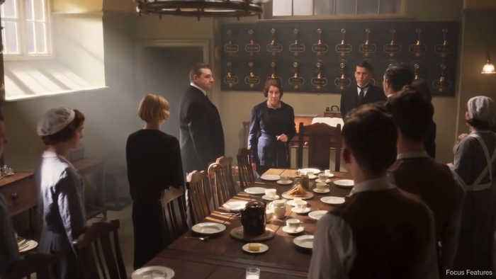 First full 'Downton Abbey' movie trailer has arrived