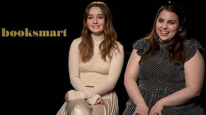'Booksmart': Exclusive Interview With Beanie Feldstein & Kaitlyn Dever