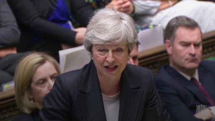 Ian Blackford: Theresa May 'is fooling no one but herself'