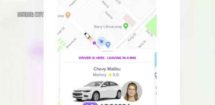 Lyft rolls out new safety features