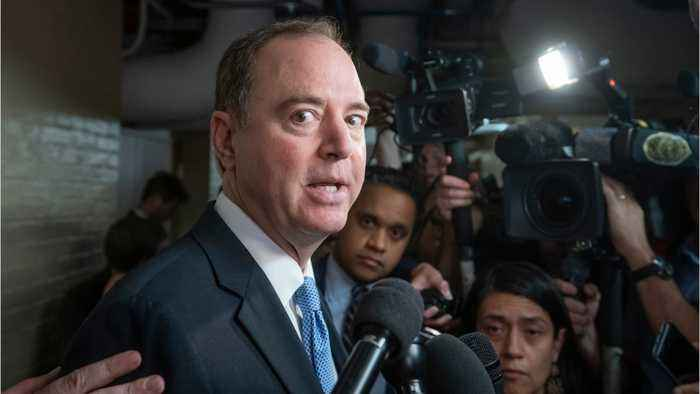 Panel Chief Schiff Delays Subpoena Following Offer By Justice Department