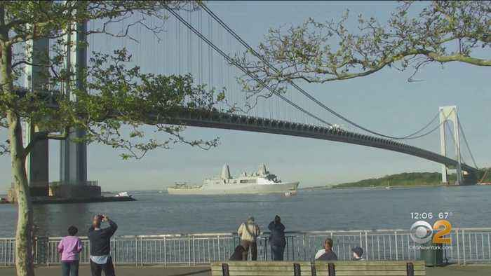 New York Welcomes Fleet Week To The City