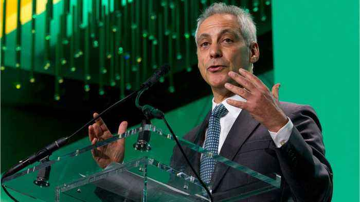 Former Chicago Mayor Rahm Emanuel Signs With ABC News