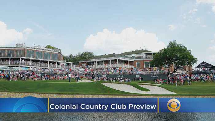 Colonial Country Club: A Look At Hogan's Alley, Home Of The Horrible Horseshoe