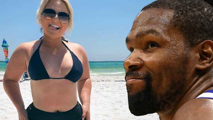 Kevin Durant Shoots His Shot On Ig During His Downtime As Warriors Head To NBA Finals!
