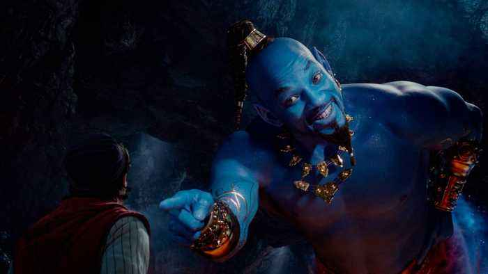Will Smith Has Two Versions Of An 'Aladdin' Classic