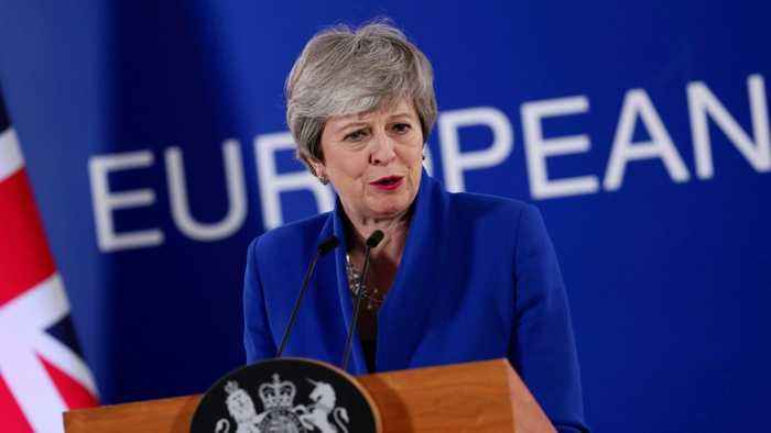 Theresa May Faces Pressure To Resign