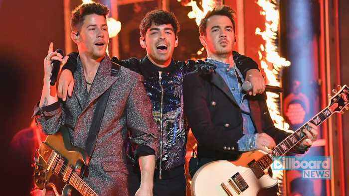 Jonas Brothers Unveils Track List for Much-Anticipated New Album 'Happiness Begin' | Billboard News