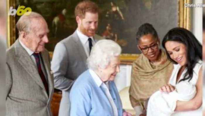 Grandma's Home Already? Meghan Markle's Mom Returns to the U.S.