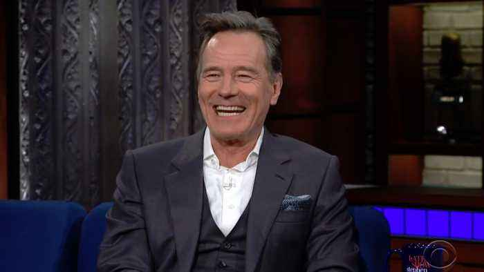 Bryan Cranston Sat On A WWE Champion's Lap On Broadway Without Even Knowing It