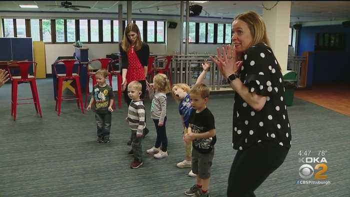 Kidsburgh: Attack Theatre Working With Western Pa. School For The Deaf To Teach Students Dance