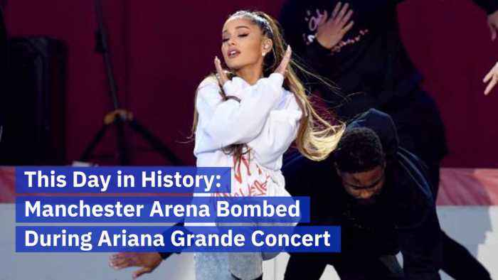 Remembering The Manchester Arena Bombing