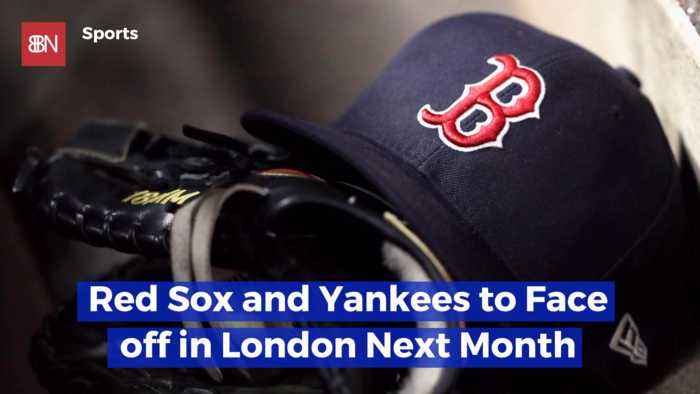 The MLB Is Heading To London