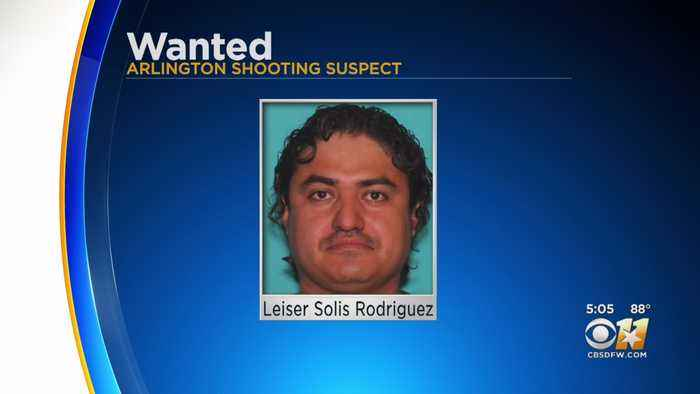 Man Wanted For Shooting Neighbor In Arlington