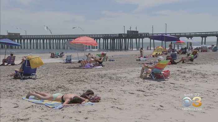 New Jersey Beaches In Great Shape, Experts Say