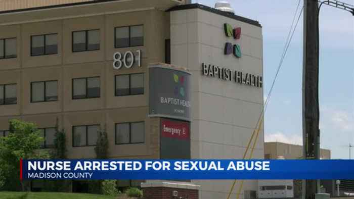 nurse arrested for sexual abuse