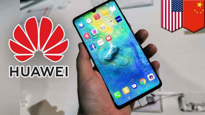 How the U.S. ban will affect Huawei technology