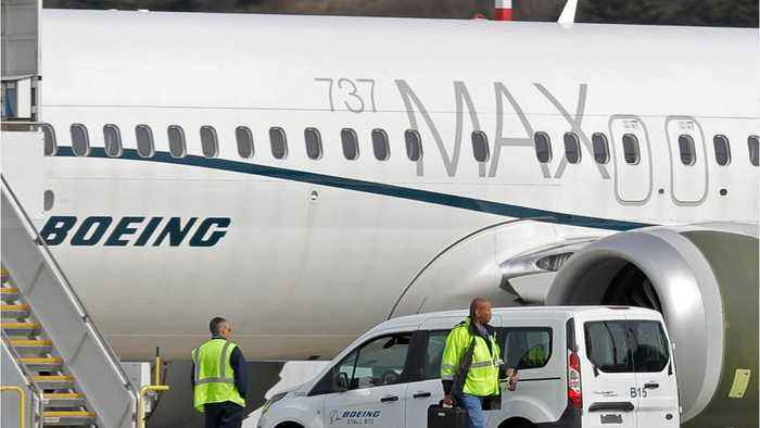 Boeing 737 MAX Jets Require Up To 150 Hours Of Work Before Flying Again