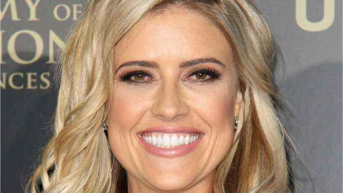 Christina Anstead Talks About Her New Show, New Man, New Baby