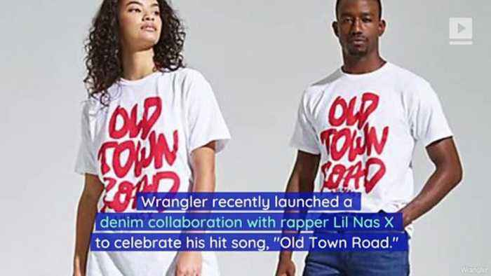 Lil Nas X's Wrangler Collab Boycotted by Country Fans