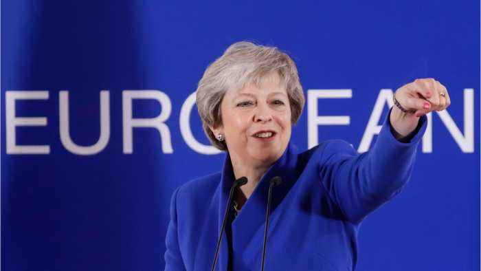 UK PM May remains focused on delivering Brexit, despite calls for her to resign