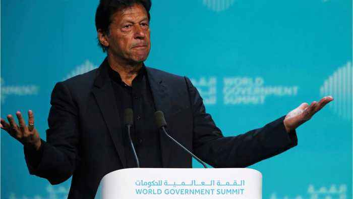 Pakistan says open to peace talks while conducting ballistic missile test