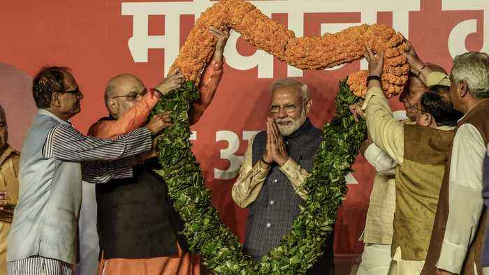 Modi's Election Win In India Was Fueled By Hindu Nationalism
