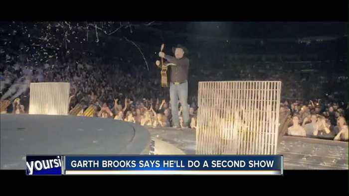 Garth Brooks adds second Boise show ... after first date sells out