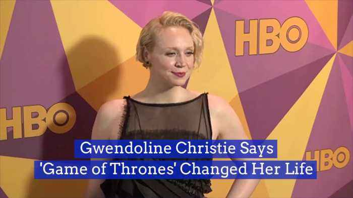 Gwendoline Christie Reflects On Exiting 'Game of Thrones'