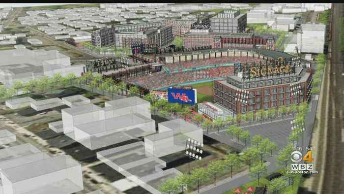 'More Than A Ballpark': Worcester Red Sox Stadium Could Reshape City