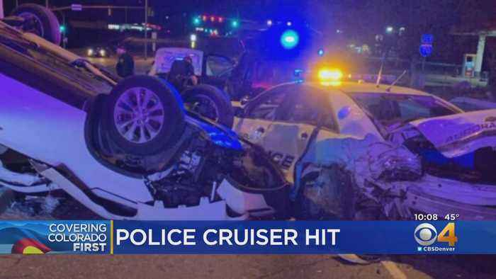 Officers Hope Drivers Don't Drink & Drive After Near Miss