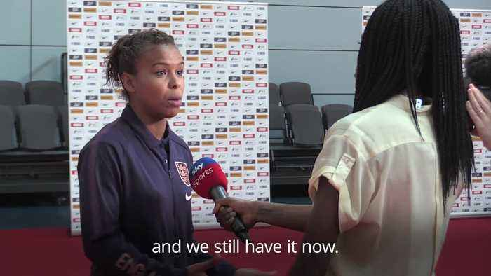 Houghton: Lionesses want to go and do something special in France