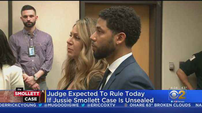 Ruling Expected Today On Bid To Unseal Jussie Smollett Case Files