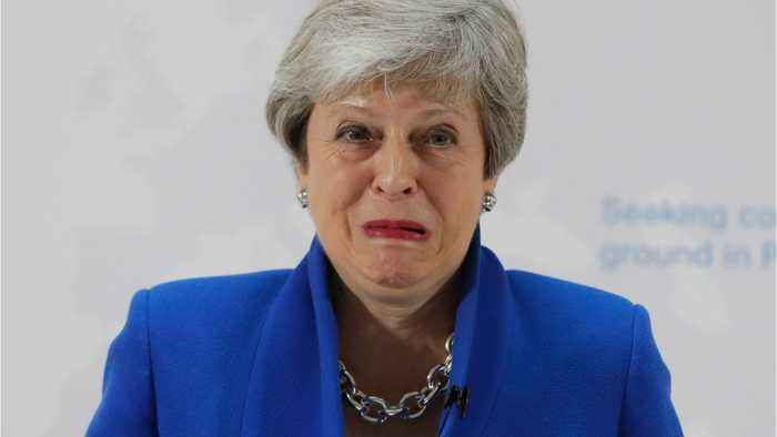 Theresa May's Fourth & Final Brexit Gambit Falls Short