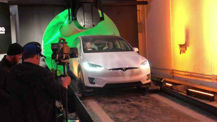 Elon Musk's Boring Company Finally Has A Paying Customer For Its First Tunnel Project
