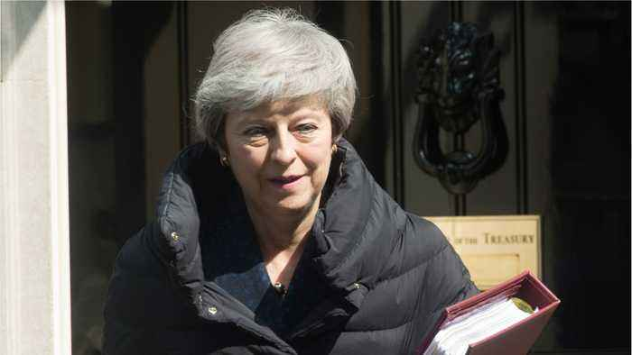 UK PM May Stays In Power After Brexit Deal Fails Again