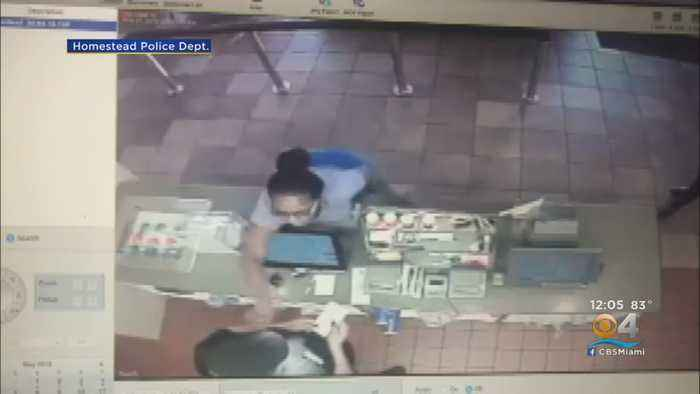 Assault At Homestead Dairy Queen, Four Arrested